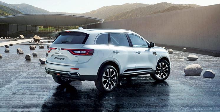 Agadir : Renault Sodisma présente  le nouveau Koleos