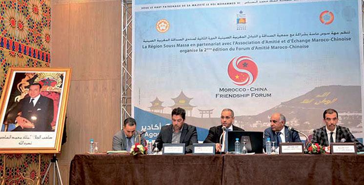 Le 2ème Forum d'amitié maroco-chinoise s'ouvre aujourd'hui à Agadir : La coopération sino-marocaine passe à la vitesse grand V