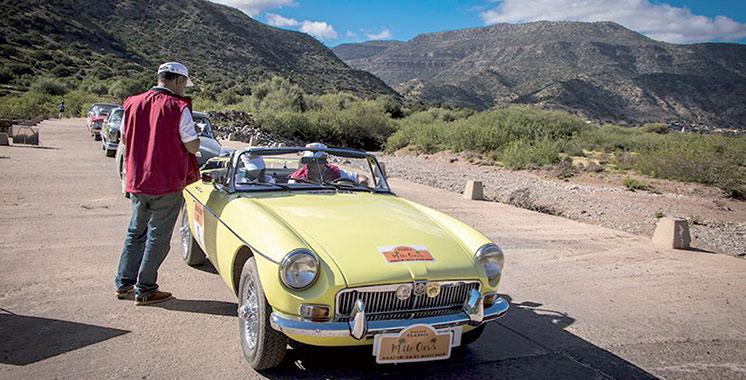 Rallye Mille Oasis : A la découverte du Maroc authentique