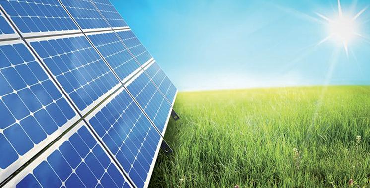Pompage solaire et énergie verte en vedette à Agadir
