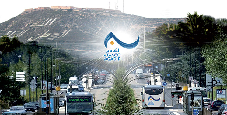 Elle reliera le port de pêche à Tikiouine : Première ligne de bus à haut niveau  de service à Agadir