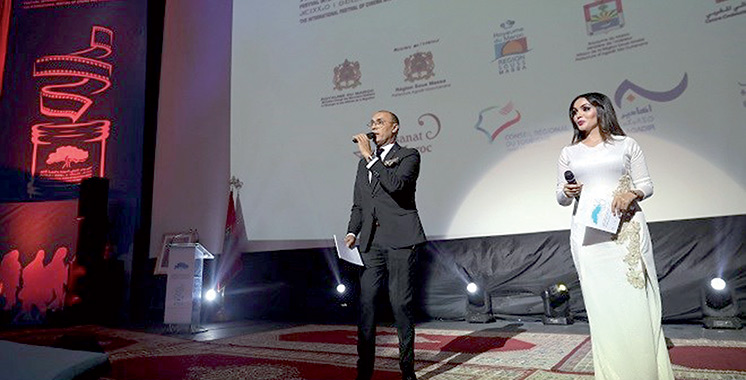 Lever de rideau sur le Festival international «Cinéma et migrations» d'Agadir