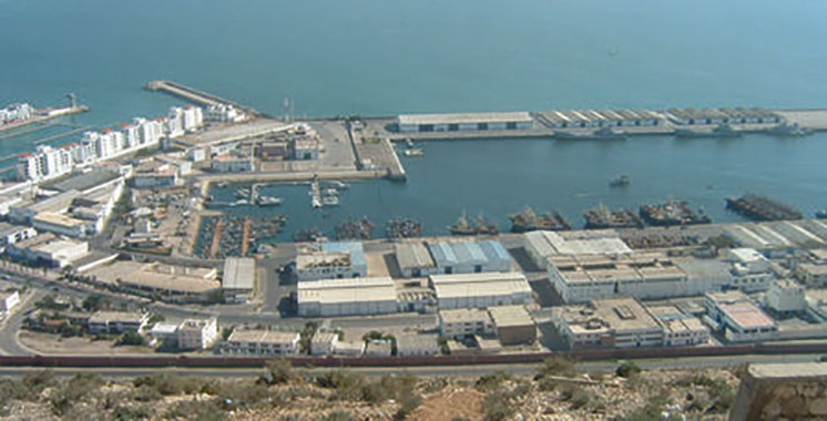 Avec une hausse de 6,5% durant le premier quart 2020 : L'activité portuaire à Agadir pas affectée par le Covid-19