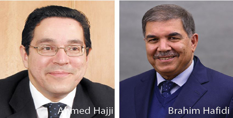 Projet de la zone franche d'Agadir : Hajji et Hafidi font le point