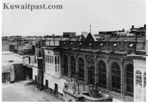old kuwait building palace
