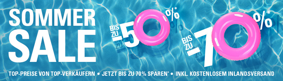 eBay Sommer-Sale
