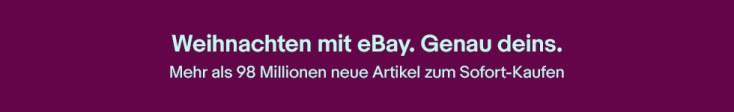 Weihnachten eBay