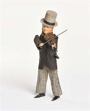 Martin, Violinist