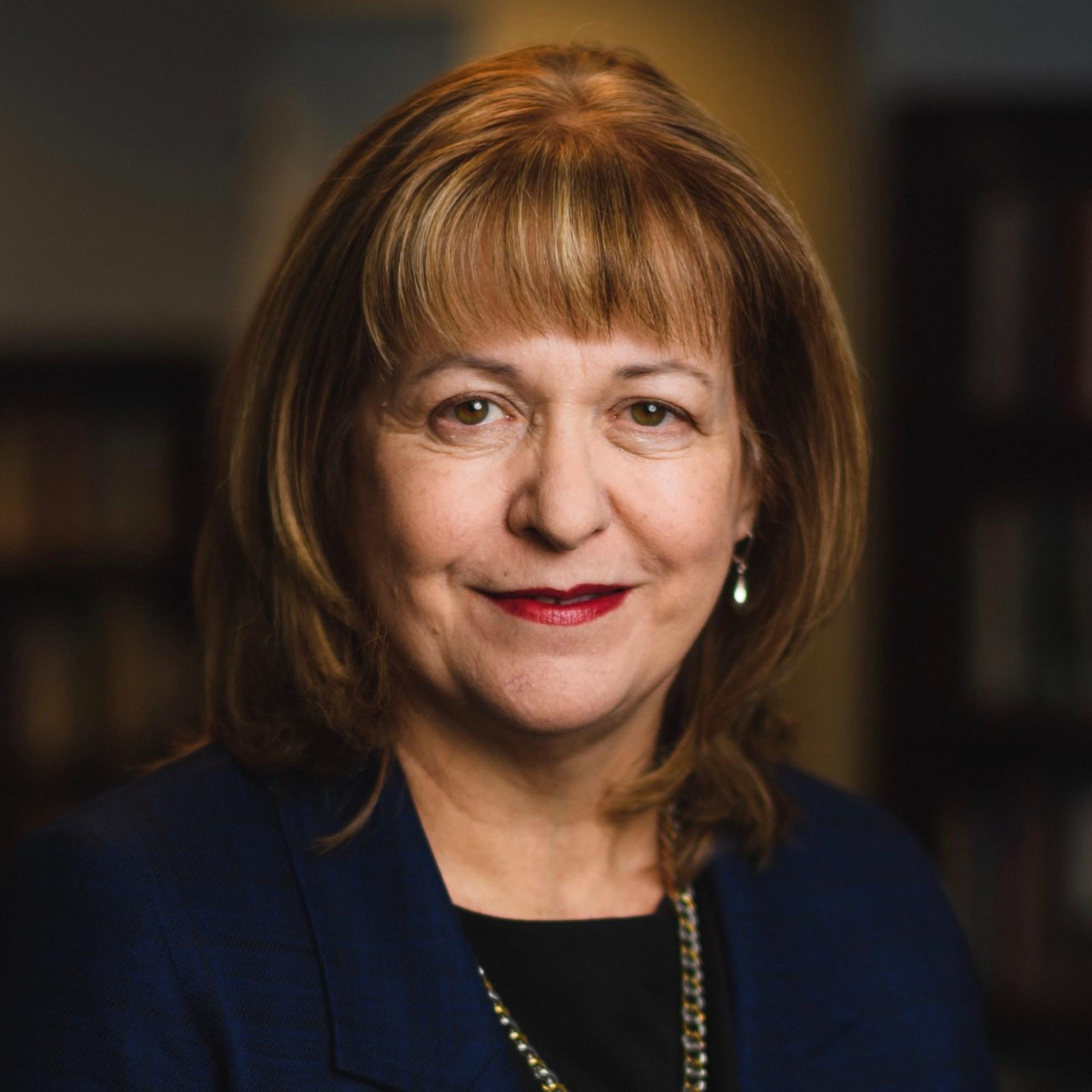 Headshot of Evangeline J. Bartz, J.D.