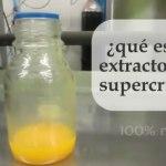 ¿Qué es un extracto CO2 supercrítico?