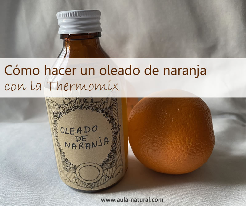 Oleado de naranja con la Thermomix