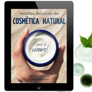 Recetas básicas de cosmética natural para el verano