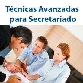 Curso Online Técnicas Avanzadas para Secretariado