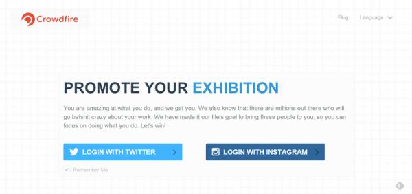 Ejemplo de integración de herramientas en Crowdfire