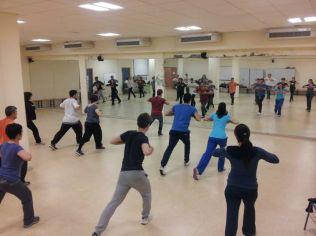 Aula de Danza Universidad de Córdoba