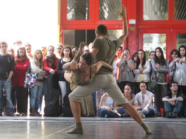 IV Semana de la Danza Espectáculo 2012
