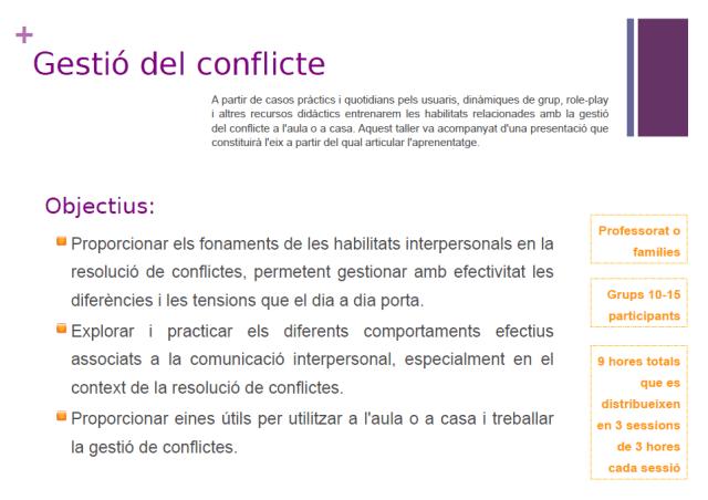 Gestió del conflicte