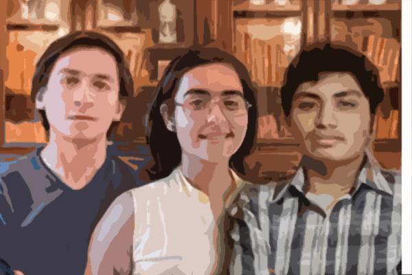 Cantera lírica mexicana. Tres poetas jóvenes mexicanos