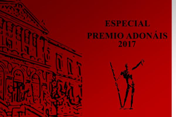 Especial Premio Adonáis 2017