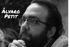 Álvaro Petit 2017 accésit Adonáis Que aún me duelas.
