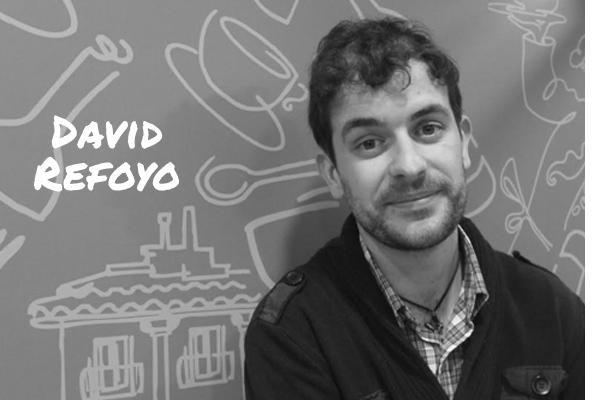 David Refoyo Adonáis Melros