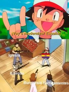 Meme Pokemon República