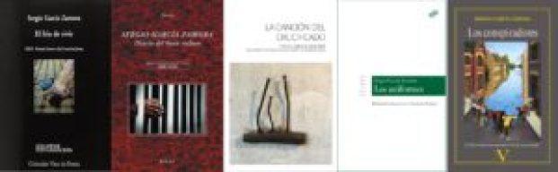 Libros de Sergio García Zamora editados en España