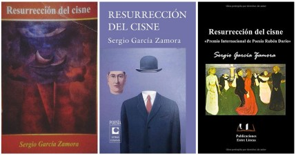 Libros de Sergio García Zamora editados en distintos países