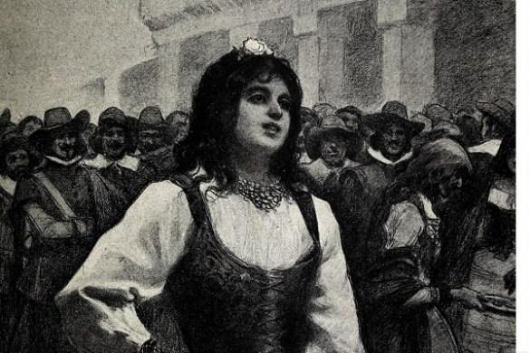 La mujer en las Novelas ejemplares de Cervantes. Aullido Literatura y poesía. Aurora Marco