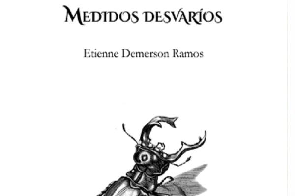 Medidos desvaríos. Etienne Demerson Ramos. Revista Aullido Literatura Poesía. David Marroquí Newell