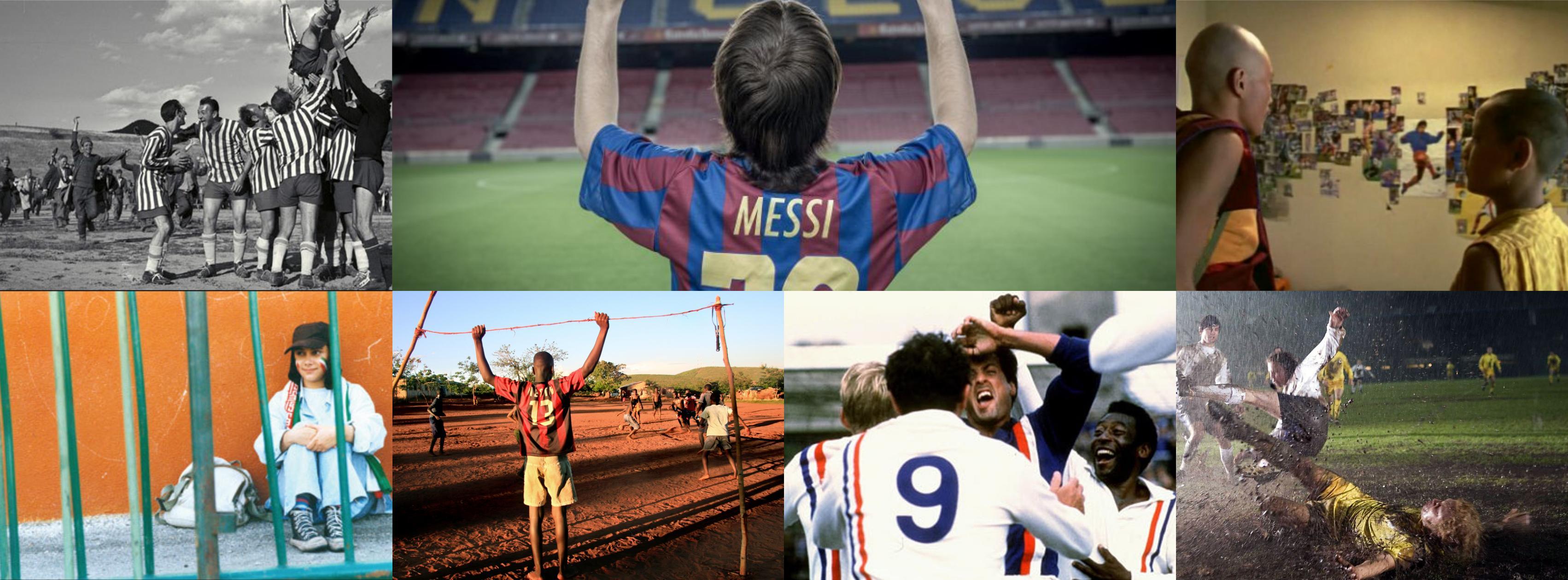 CINE: 7 Películas sobre/con/de fútbol -