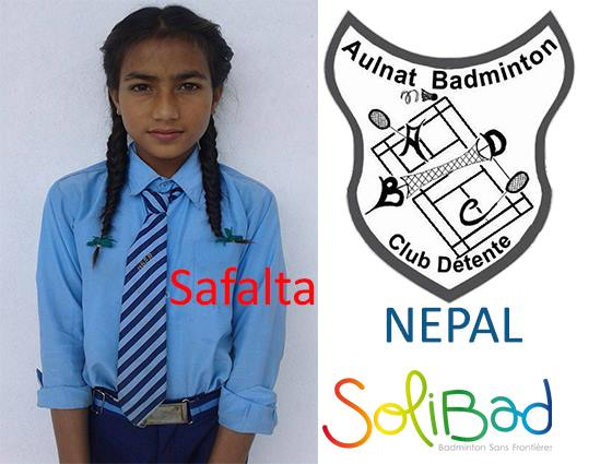 Safalta - Népal - SOLIBAD