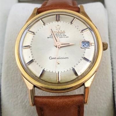 Reloj Omega Constellation Automatic