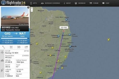 3. Flight Radar 24