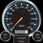 แอพวัดความเร็วรถ Speed Meter GPS