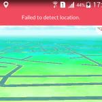 วิธีแก้ปัญหา Failed to detect location pokemon go