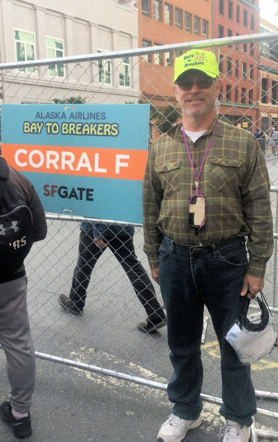 Bare to Breakers 2018 Corral F