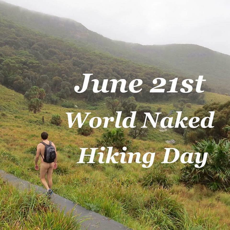 Nude Rights - World Naked Hiking Day