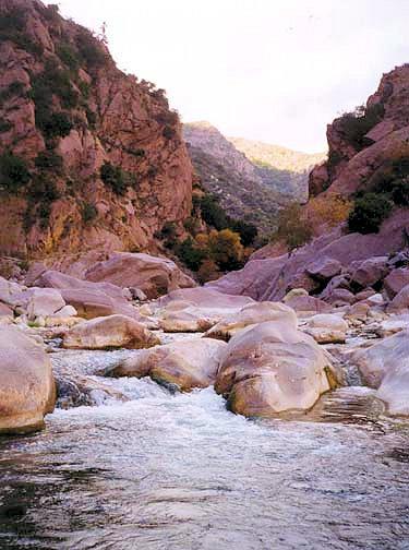 sespe river