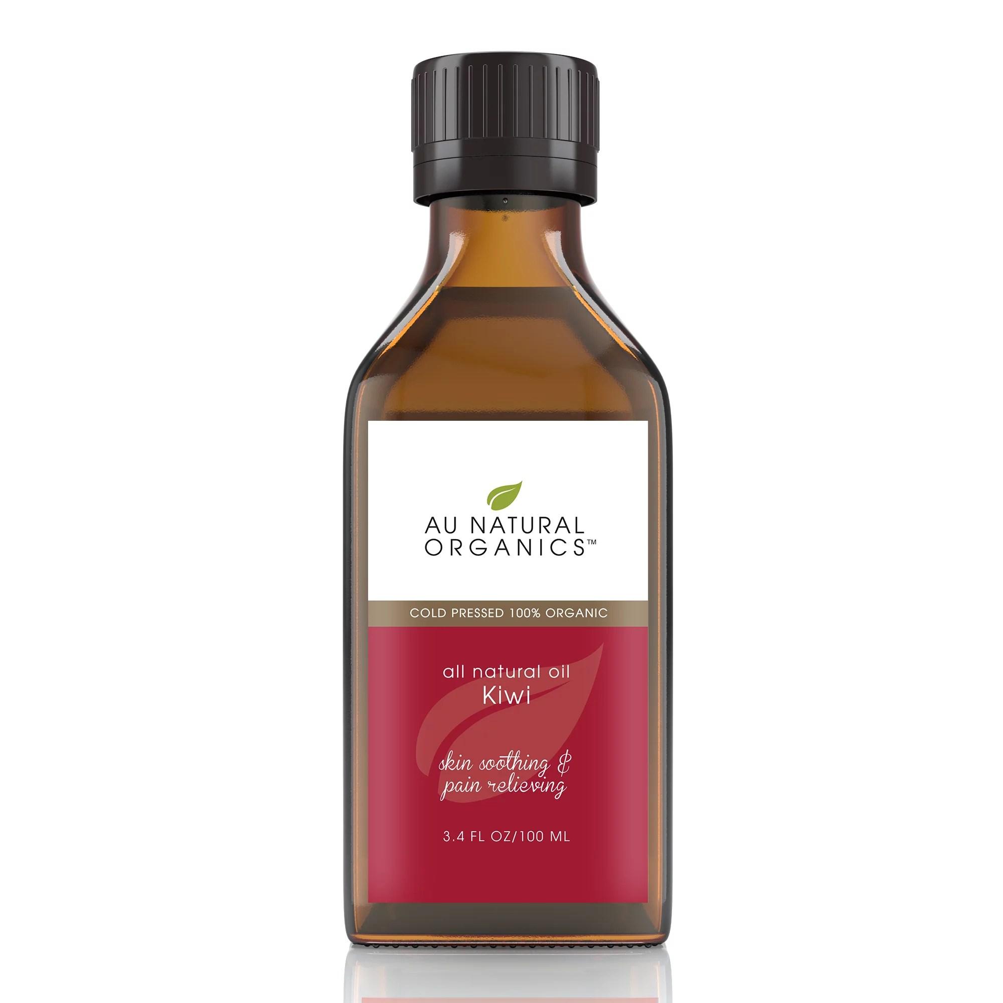 kiwi fruit seed oil - best natural hair shampoo