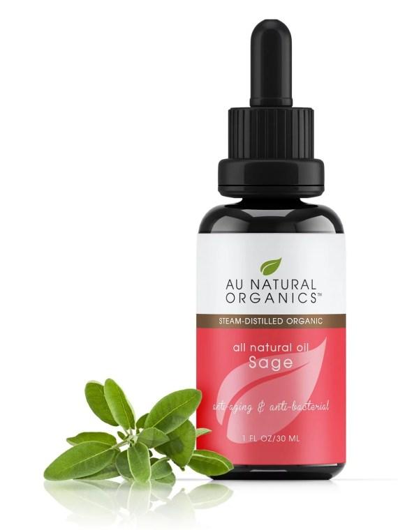 sage essential oil - sage oil