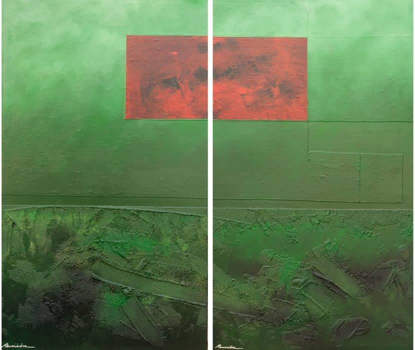 """Aunión """"Esperanza por el silencio"""", 2014."""