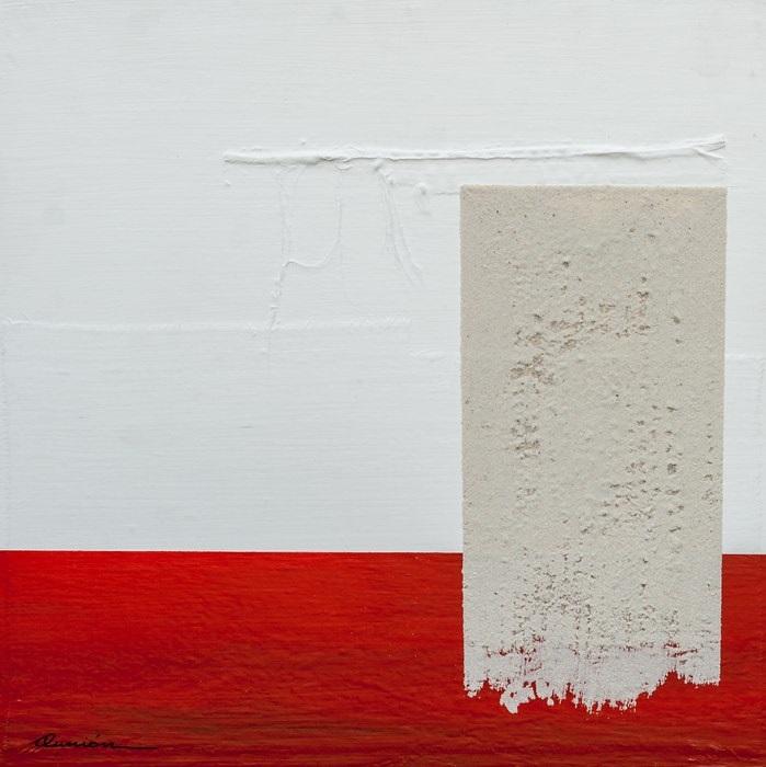 """Aunión """"Sinfonía de arena I"""", 2014."""