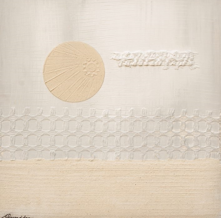 """Aunión """"Sinfonía de arena IV"""", 2014."""