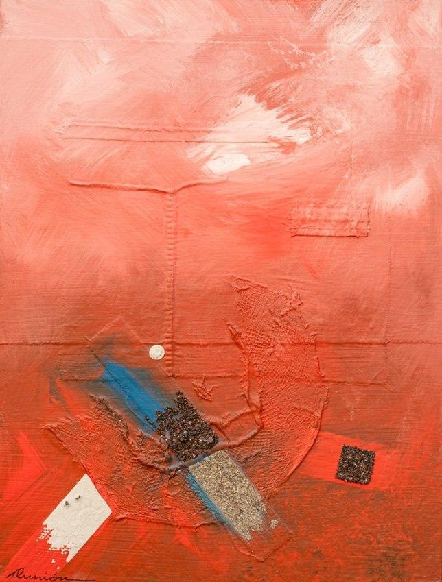 """Aunión """"Suspiro VI"""", 2013."""