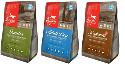 Orijen - Freeze dried dog food