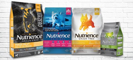 Nutrience croquettes line