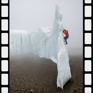 El vídeo del viernes – Kilimanjaro – Climbing Ice in Africa
