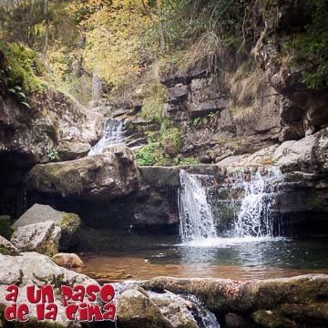 Cascadas de Puente Ra