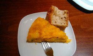 Tortilla del Café Bar Riazor